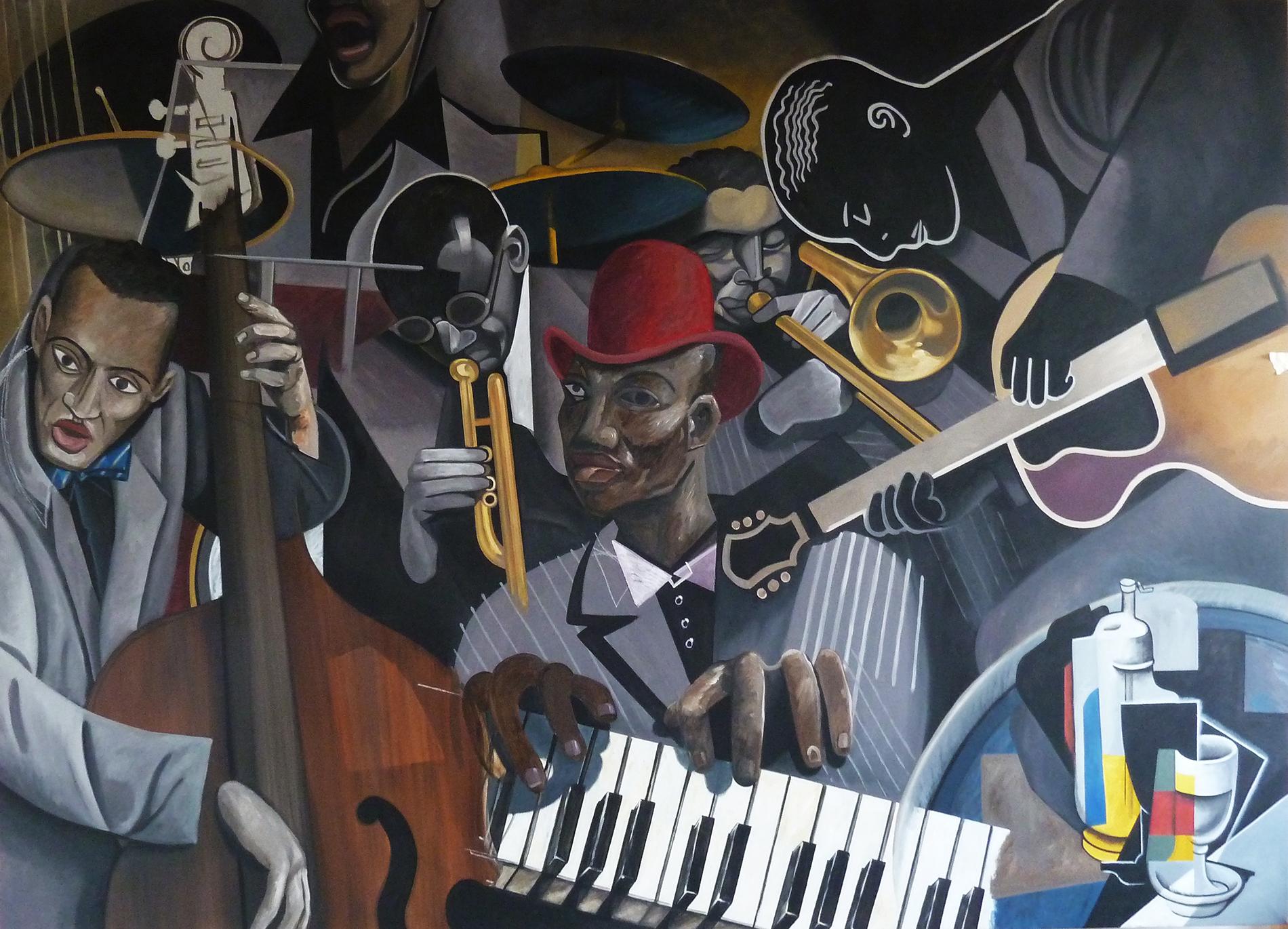 """""""jazz"""" ristorante"""