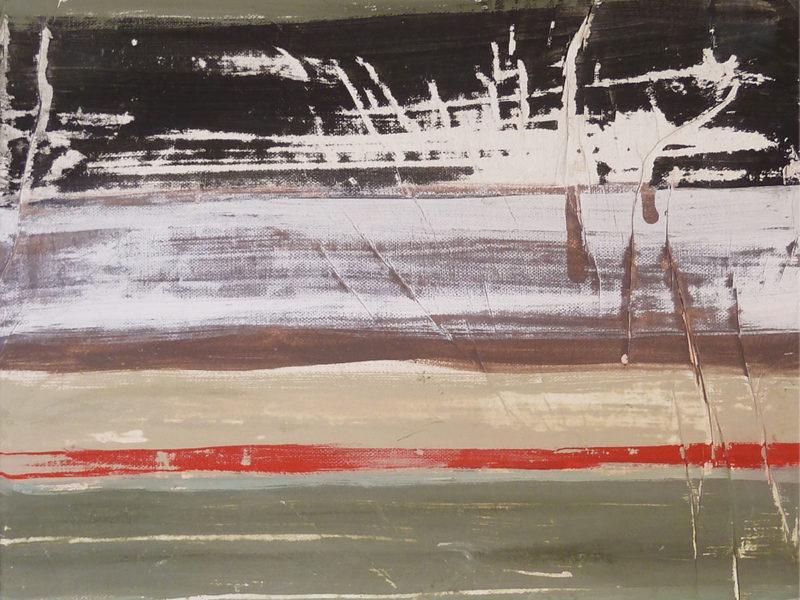 """trittico """"marine"""" Collezione privata Tecnica mista. Pigmenti su carta di riso incollata su tela. Cm 40x50"""