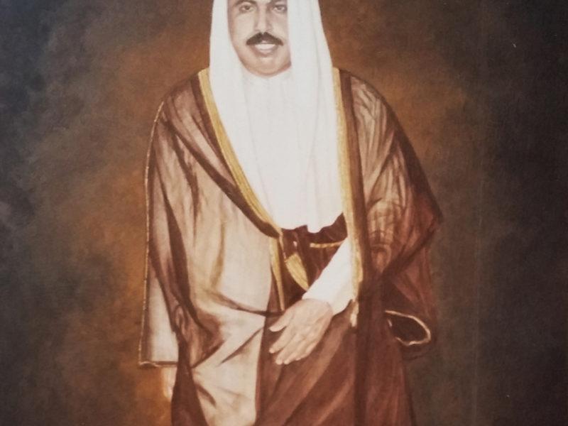 ritratto Ministro Arabia Esaudita