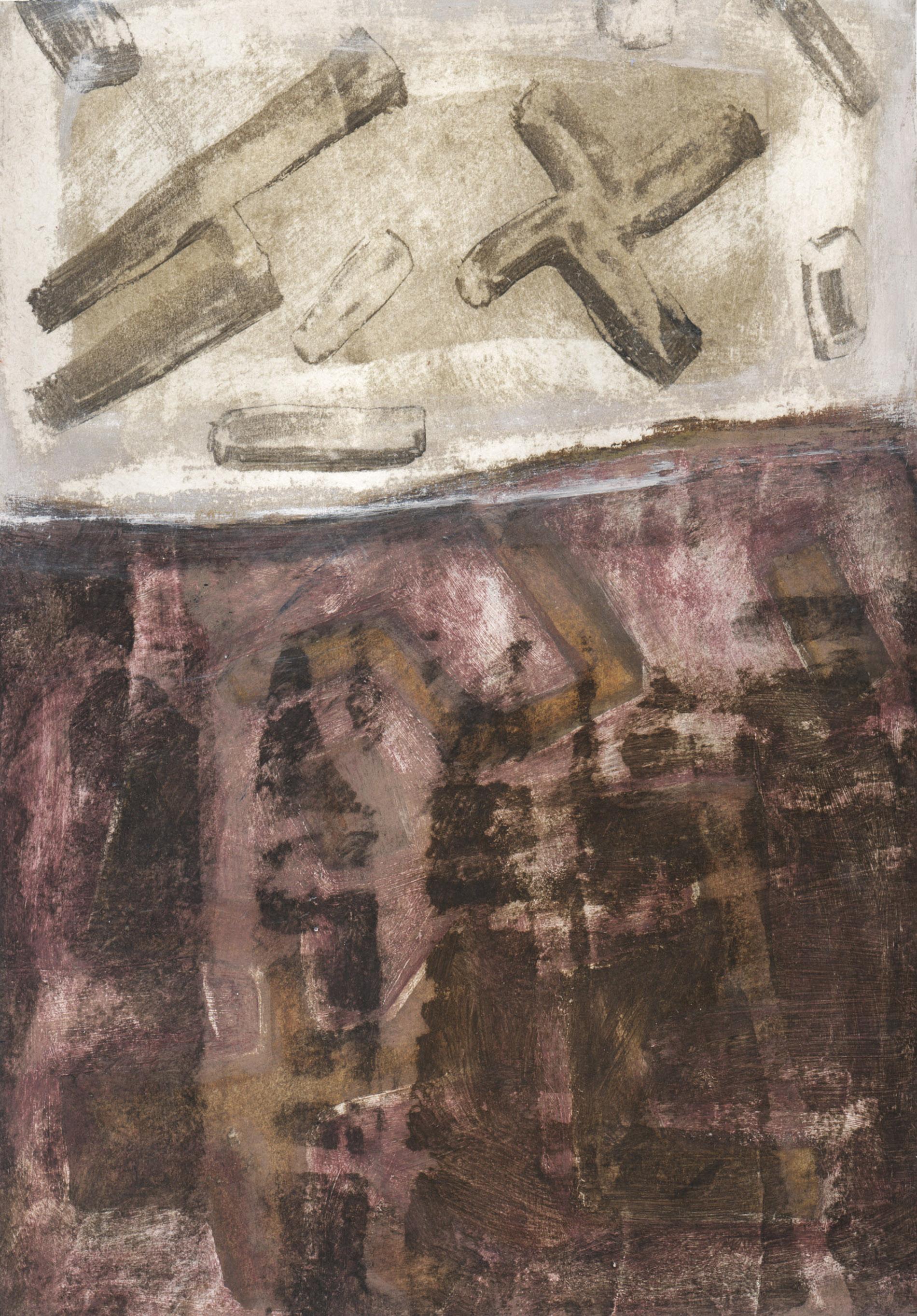 archetipo, astrazione, brown, collage, culto della Madre Terra, culto di Gaia, culto di Maia, dipinto con pigmenti su carta di riso, dipinto con pigmenti su gesso, dipinto con pigmenti su tela, Graffiti, Pigmenti, quadri per albergo, quadri per arredamento, sedimentazioni, simboli, tecnica mista, texture, quadri su carta